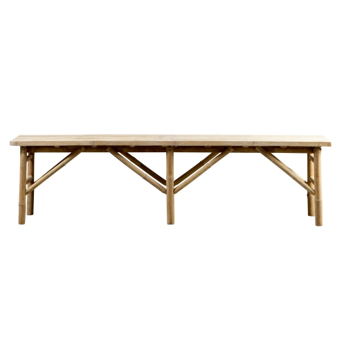 Bamboo - Outdoor-Bank - Länge 170 cm