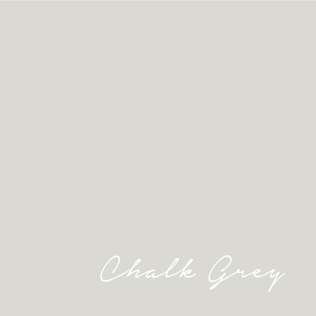 Flamant Chalk Grey 132 paint color.
