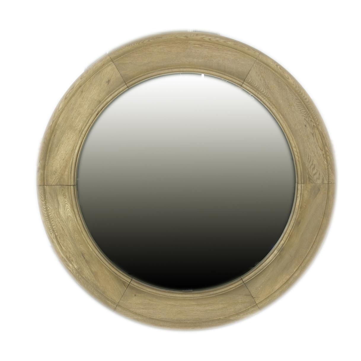 charme de provence spiegel estelle in eiche verwittert von flamant. Black Bedroom Furniture Sets. Home Design Ideas