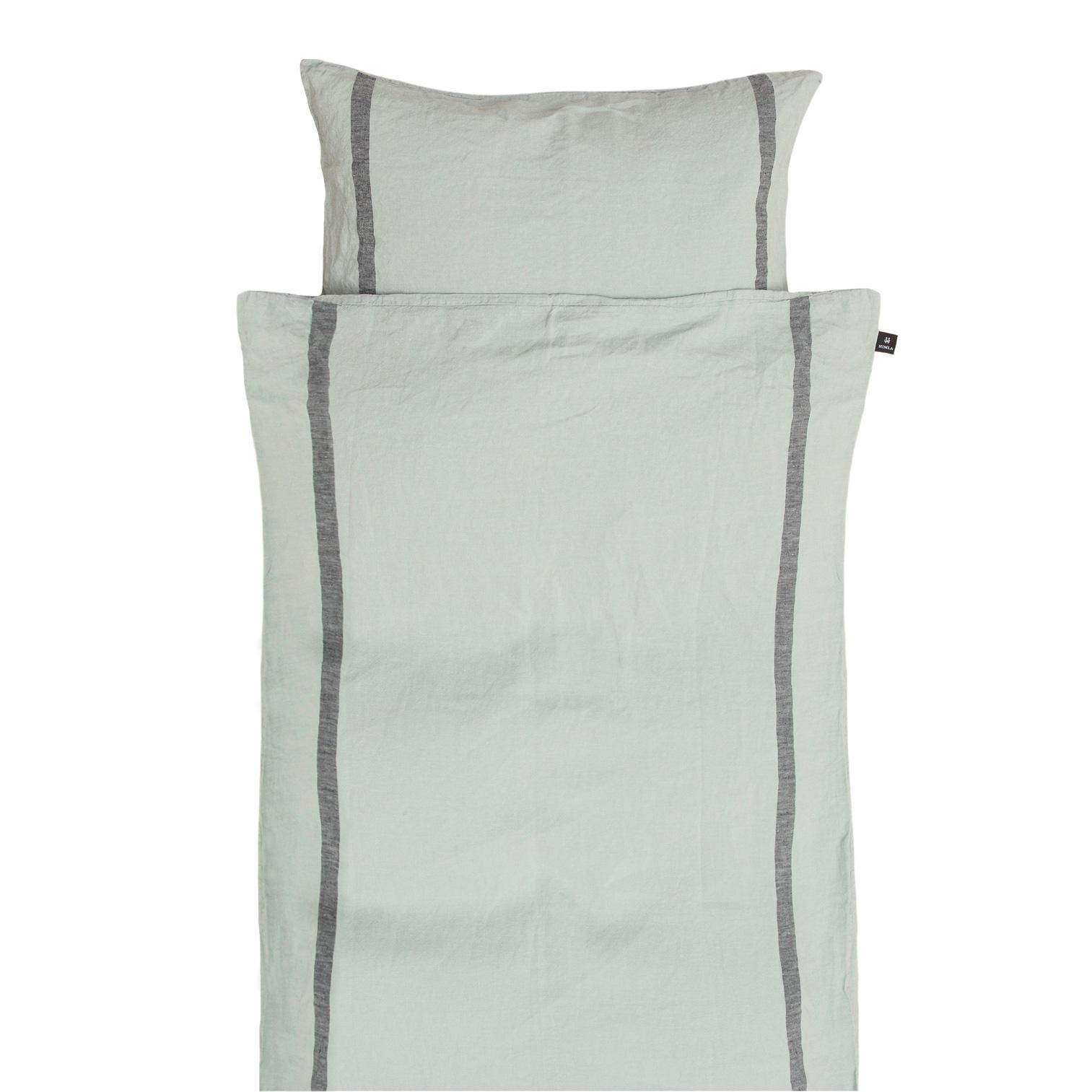 Brilliant Bettwäsche Cool Ideen Von The Stripe - Washed Linen Bettwäsche -