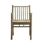 Bamboo Outdoor-Stuhl