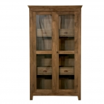 Schrank Brest aus Eiche - Finish Old Oak