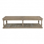Coffee Table Harvey aus massiver Eiche