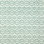 Malay - Embroidery von Jane Churchill - teal
