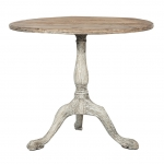Sidetable Sartilly - rund - von Flamant